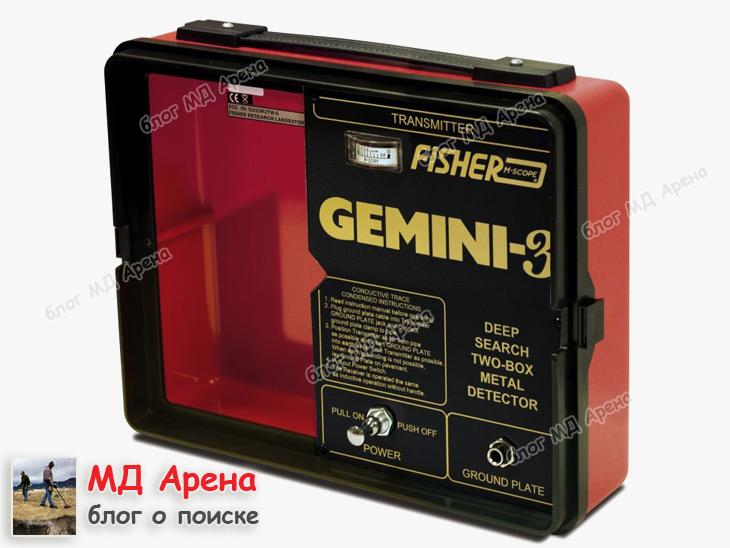Fisher Gemini-3 Инструкция - фото 4