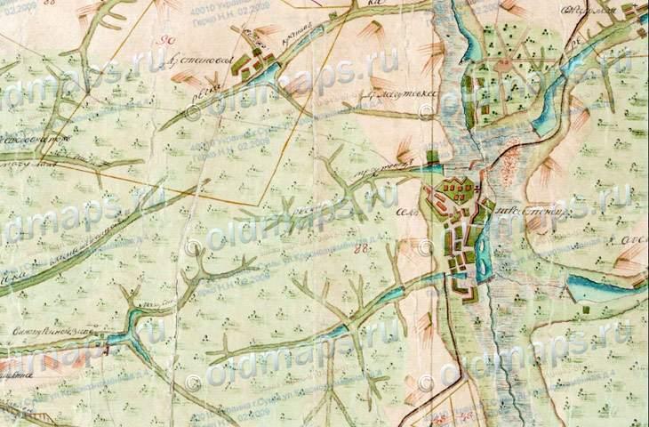 Старые карты ПМГ для копа