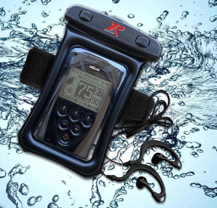xp deus-waterproof-armband