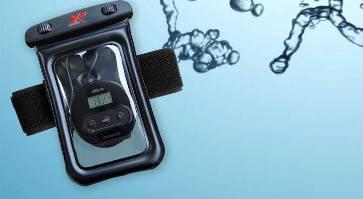 xp deus-waterproof-armband2