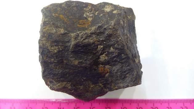 как определить метеорит