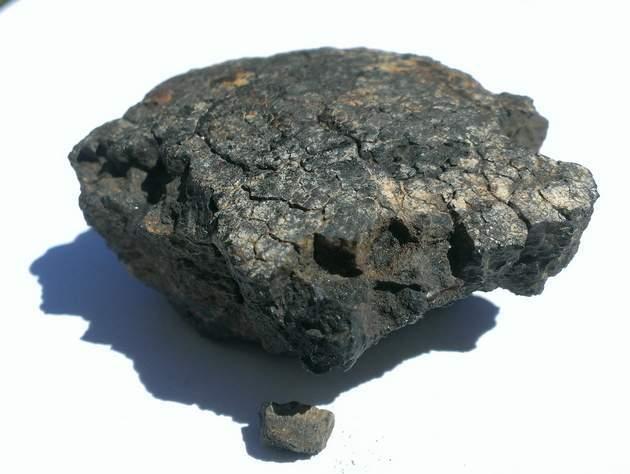 Это метеорит?