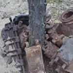 Сколько стоит копать траки танка. Видео (интересное)