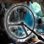 Поиск с детектором в пещере. Что смотреть копателю