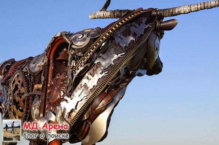 Дорогой и красивый металлолом (посмотрите)