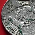 Ефимок с Признаком 1655 года - $10385. Дорогие находки