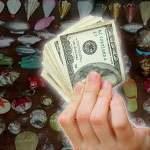 Почему старинные елочные игрушки дорогие. История находки