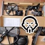 GTX3030 (китайская подделка Minelab CTX 3030). Свершилось?