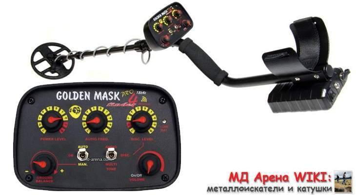 Описание Golden Mask 4 Pro. Параметры, характеристика, как искать, настройка. Комментарии.