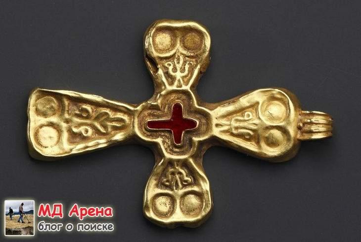 византийские кресты