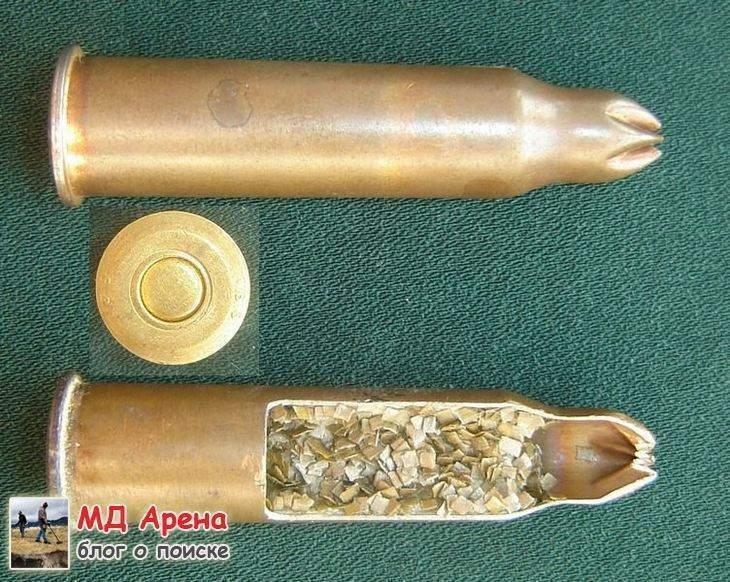 Патроны и боеприпасы в разрезе. Интересные фото!