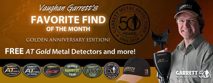 garrett-50-years