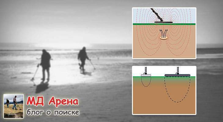 how-work-search-coil-of-metal-detector