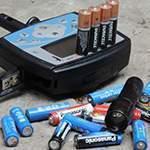 Не выбрасывайте на копе батарейки. Пригодятся