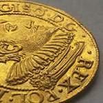 Дукат 1609 года продали за $14804. Фото