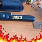 Новая подделка Garrett Pro-Pointer? Видео (конец пину)