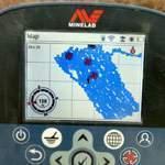 Когда металлоискатель с GPS. Одно фото из практики