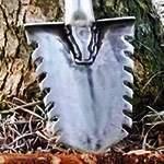 Злая лопата для зимнего копа. Крутые палки копалки