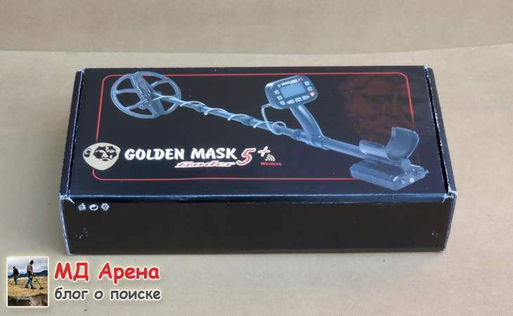 Golden Mask 5 Plus Фото обзор