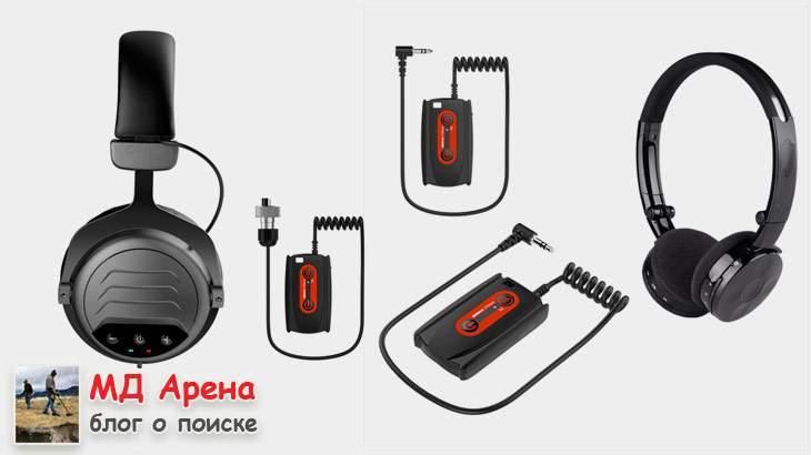 Бездротові навушники Deteknix. В чому різниця