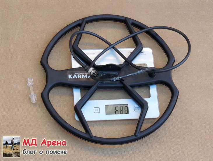 Катушка Karma 13 DD и прозрачный болт. Фото обзор