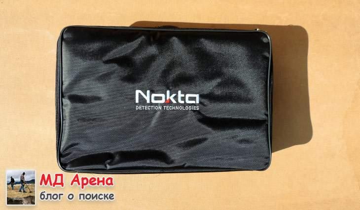Nokta Impact на первый коп. Лучший металлоискатель?
