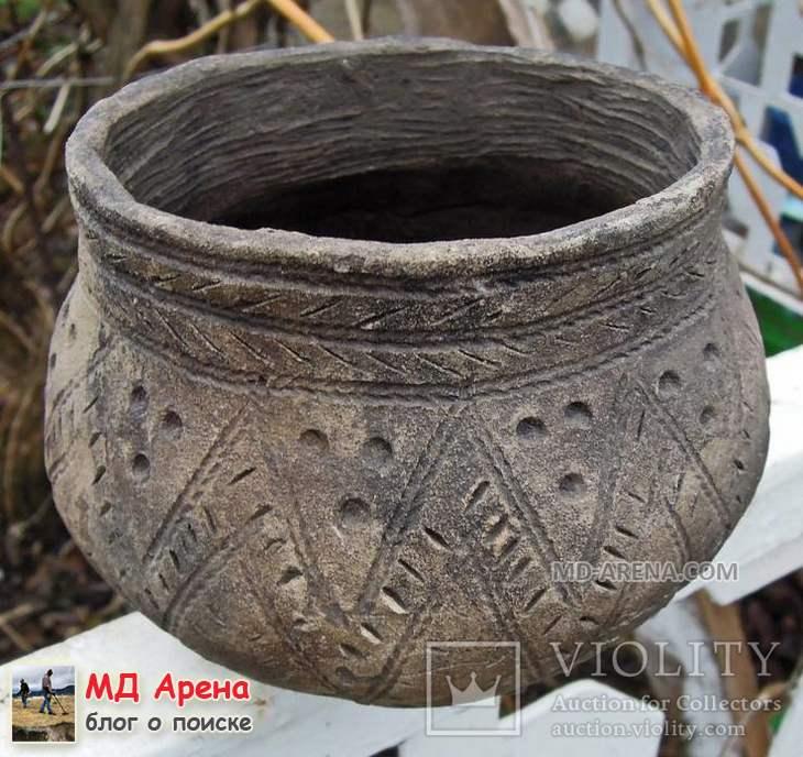 Артефакт Горшок Катакомбной Культуры