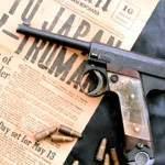 Как украшали оружие Второй Мировой Войны. Фото